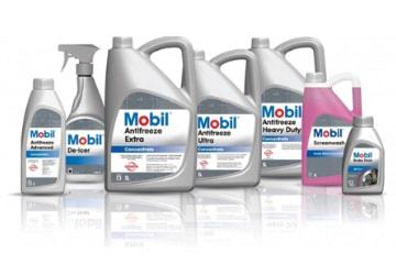 Специальные жидкости Mobil