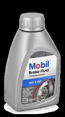 Mobil Brake Fluid DOT 4ESP