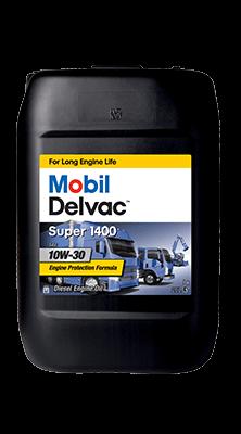 Mobil Delvac™ Super 1400 10W-30