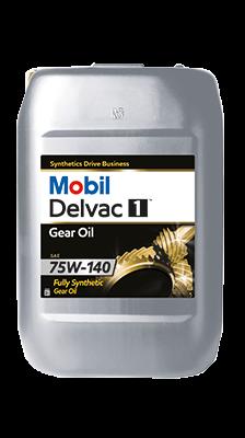 Mobil Delvac™ Synthetic Gear Oil 75W-140