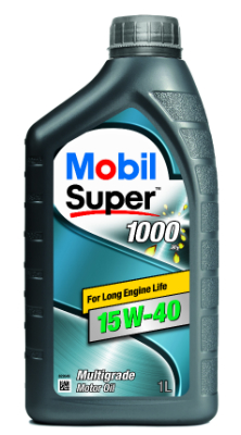 MOBIL SUPER™ 1000 X1 15W-40