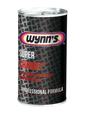 WYNN'S SUPER CHARGE® (УЛУЧШЕНИЕ ВЯЗКОСТНЫХ ХАРАКТЕРИСТИК МАСЕЛ)