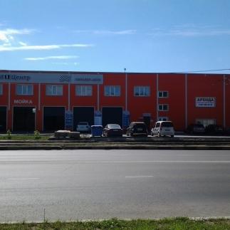 Ульяновск. Mobil1Центр