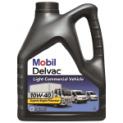 Моторные масла Mobil Delvac™ для легкого коммерческого транспорта