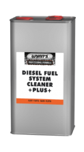 DIESEL FUEL SYSTEM CLEANER +PLUS+