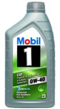 Mobil 1™ ESP 0W-40