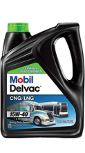 Mobil Delvac™ CNG-LNG 15W-40