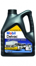 MOBIL DELVAC™ LIGHT COMMERCIAL VECHICLE 10W-40
